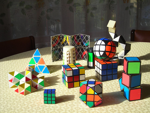 Rubik City